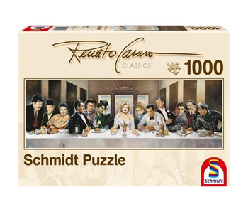 SCHMIDT PUZZLE 1000: INVITATION