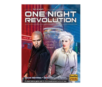 ONE NIGHT REVOLUTION GAME