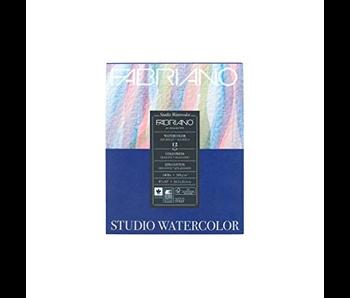 FABRIANO WATERCOLOR PAPER 140LB COLD PRESS 8X10 12 SHEETS/PAD