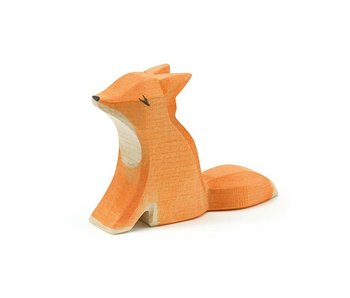 Ostheimer Small Sitting Fox