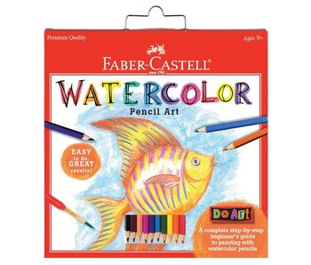 Faber-Castell Do Art Watercolor Pencil Art Set