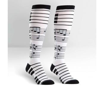SOCK IT TO ME: KNEE HIGH SOCKS - FOOT NOTES