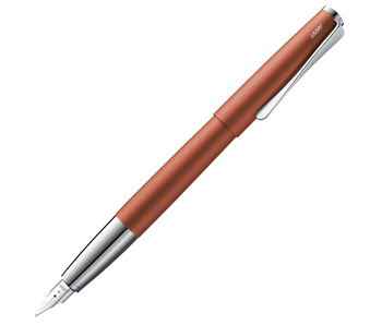 LAMY FOUNTAIN PEN STUDIO TERRACOTTA  FINE