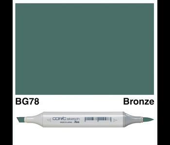 COPIC SKETCH BG78 BRONZE