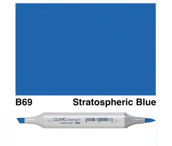COPIC SKETCH B69 Stratospheric Blue