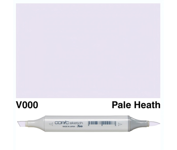 COPIC SKETCH V000 PALE HEATH