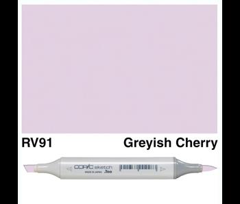 COPIC SKETCH RV91 GRAYISH CHERRY