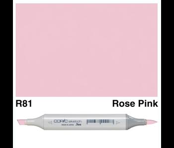 Copic Sketch Marker Rose Pink