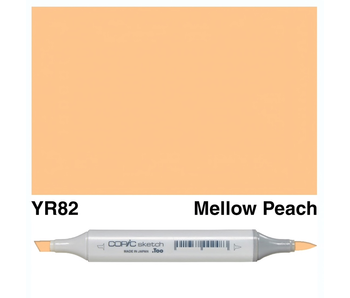 COPIC SKETCH YR82 MELLOW PEACH