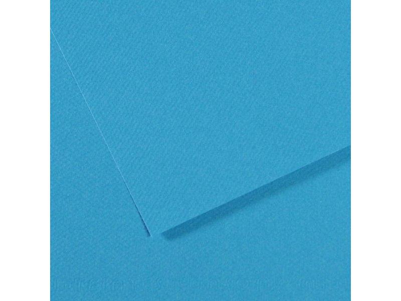 CANSON MI-TEINTES 8.5x11 TURQUOISE BLUE