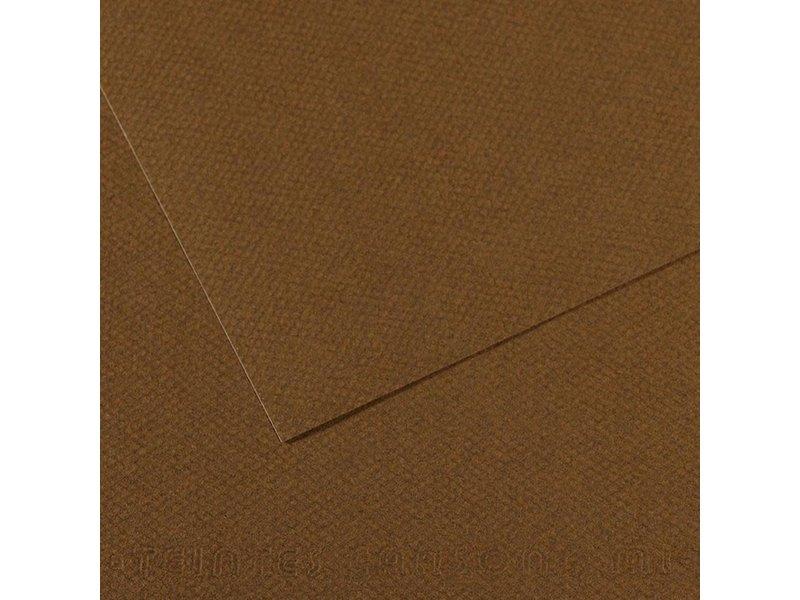CANSON MI-TEINTES 8.5x11 TOBACCO
