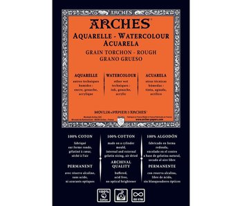 ARCHES WATERCOLOUR PAPER 140LB 22X30 ROUGH