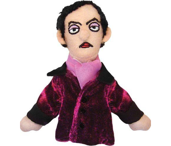 MAGNETIC PERSONALITY EDGAR ALLAN POE