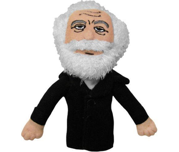MAGNETIC PERSONALITY KARL MARX