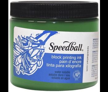 SPEEDBALL BLOCK PRINTING INK 16OZ GREEN