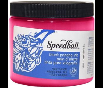 SPEEDBALL BLOCK PRINTING INK 16OZ MAGENTA