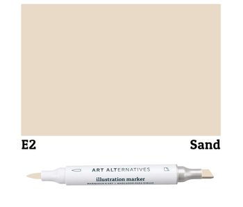 AA ILLUSTRATION MARKER SAND