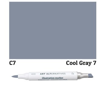 AA ILLUSTRATION MARKER COOL GRAY 7