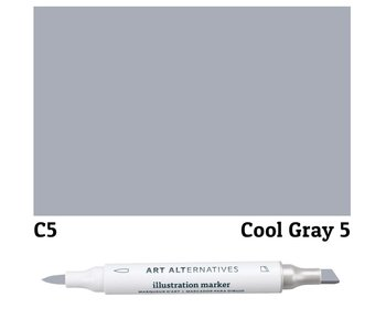 AA ILLUSTRATION MARKER COOL GRAY 5