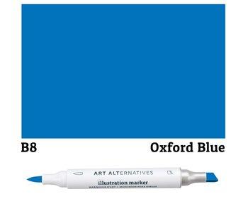 AA ILLUSTRATION MARKER OXFORD BLUE