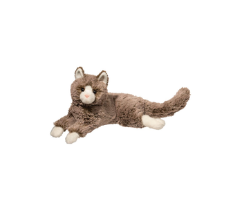 DOUGLAS CUDDLE TOY PLUSH MARTY MOCHA CAT