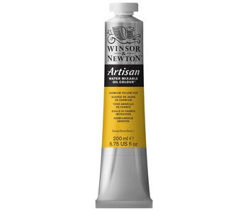 W&N WINSOR & NEWTON ARTISAN WATER MIXABLE OIL COLOUR CADMIUM YELLOW HUE