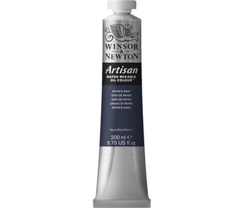 W&N WINSOR & NEWTON ARTISAN WATER MIXABLE OIL COLOUR PAYNE'S GRAY