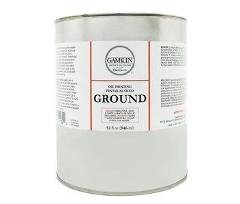 GAMBLIN OIL PAINTING GROUND 32OZ