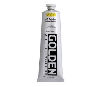 Golden 5oz CP Cadmium Yellow Medium Heavy Body Series 7