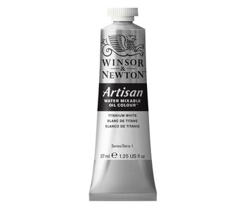 W&N ARTISAN OIL 37ML TITANIUM WHITE