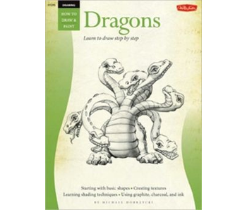 Foster HOW TO DRAW DRAGONS