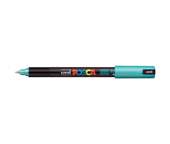 Posca PC-1MR Ultra Fine Metal Green