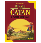 RIVALS FOR CATAN: 2 PLAYER CARD GAME