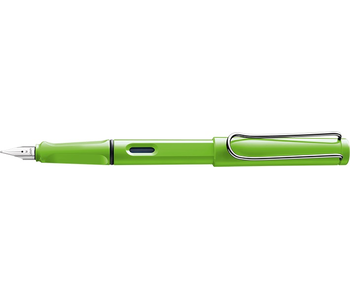 LAMY SAFARI PEN GREEN EXTRA FINE