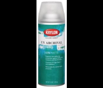 KRYLON UV ARCHIVAL VARNISH SPRAY 11OZ MATTE