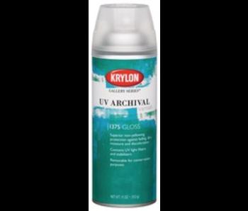 KRYLON UV ARCHIVAL VARNISH SPRAY 11OZ GLOSS