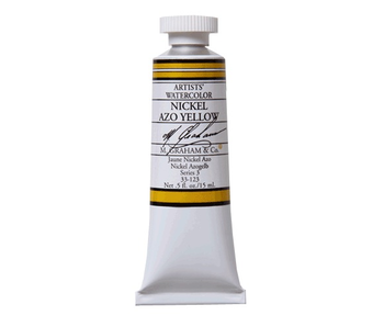 M. GRAHAM WATERCOLOUR 15ML NICKEL AZO YELLOW