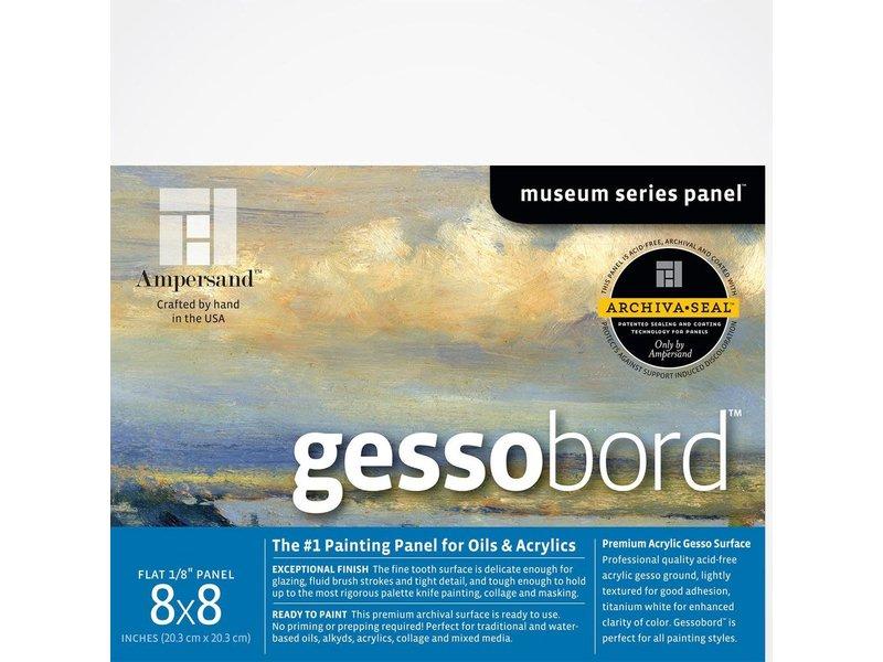 "AMPERSAND MUSEUM GESSOBORD 1/8"" 8x8"