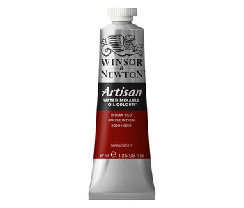 W&N ARTISAN OIL 37ML INDIAN RED