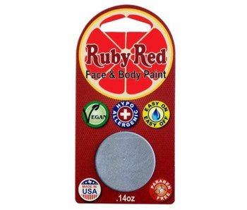 Ruby Red Face Paint 14oz Refill Light Grey