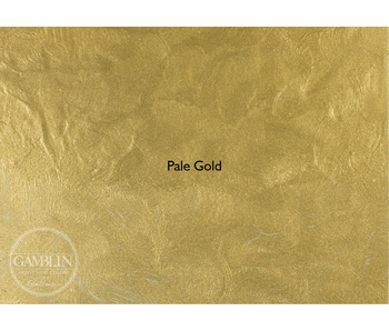 GAMBLIN ARTIST'S OIL COLORS 37ML PALE GOLD