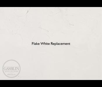 GAMBLIN ARTIST'S OIL COLORS 37ML FLAKE WHITE REPLACEMENT