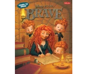 LEARN TO DRAW DISNEY PIXAR'S BRAVE