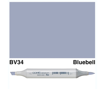COPIC SKETCH BV34 BLUEBELL