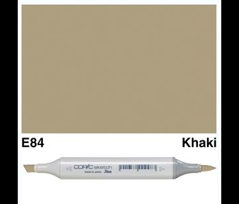 Copic Sketch Marker E84 Khaki