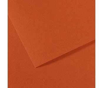 CANSON MI-TEINTES 8.5x11 RED EARTH