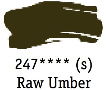 SYSTEM 3 150ML RAW UMBER