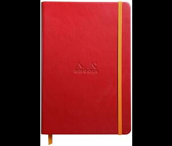 Rhodia Rhodiarama Notebook 5.5x8.3 PoppyBlank