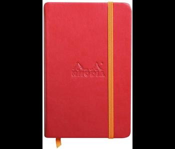 Rhodia Rhodiarama Notebook 3.5x5.5 PoppyBlank
