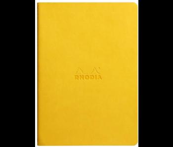 Rhodia Rhodiarama Notebook Mini 2PK Orange/DAFFODIL Lined